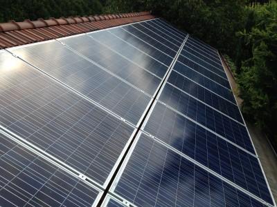Photovoltaik Module (St.Pölten 2015)
